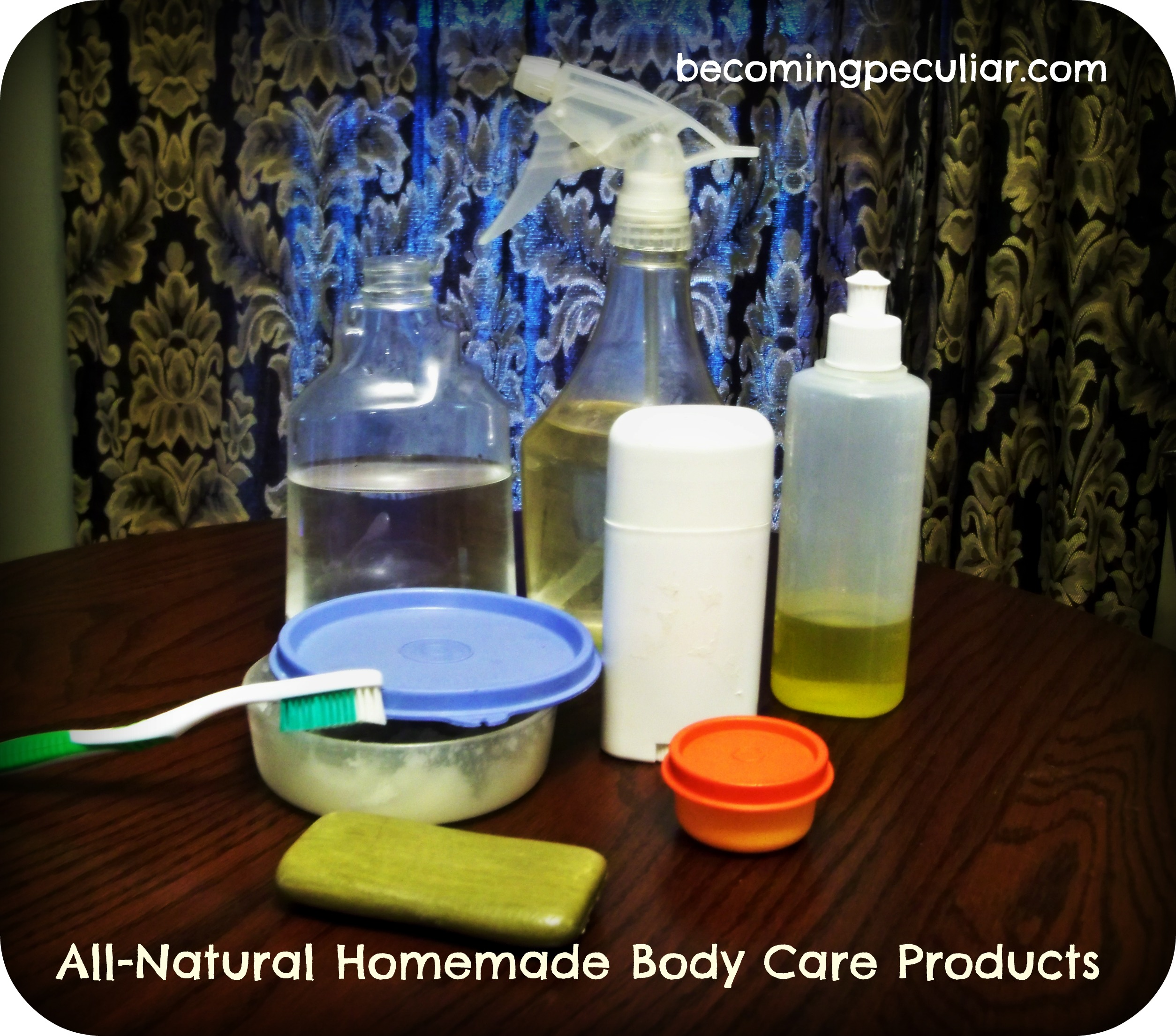 Homemade Body Cleanser 99