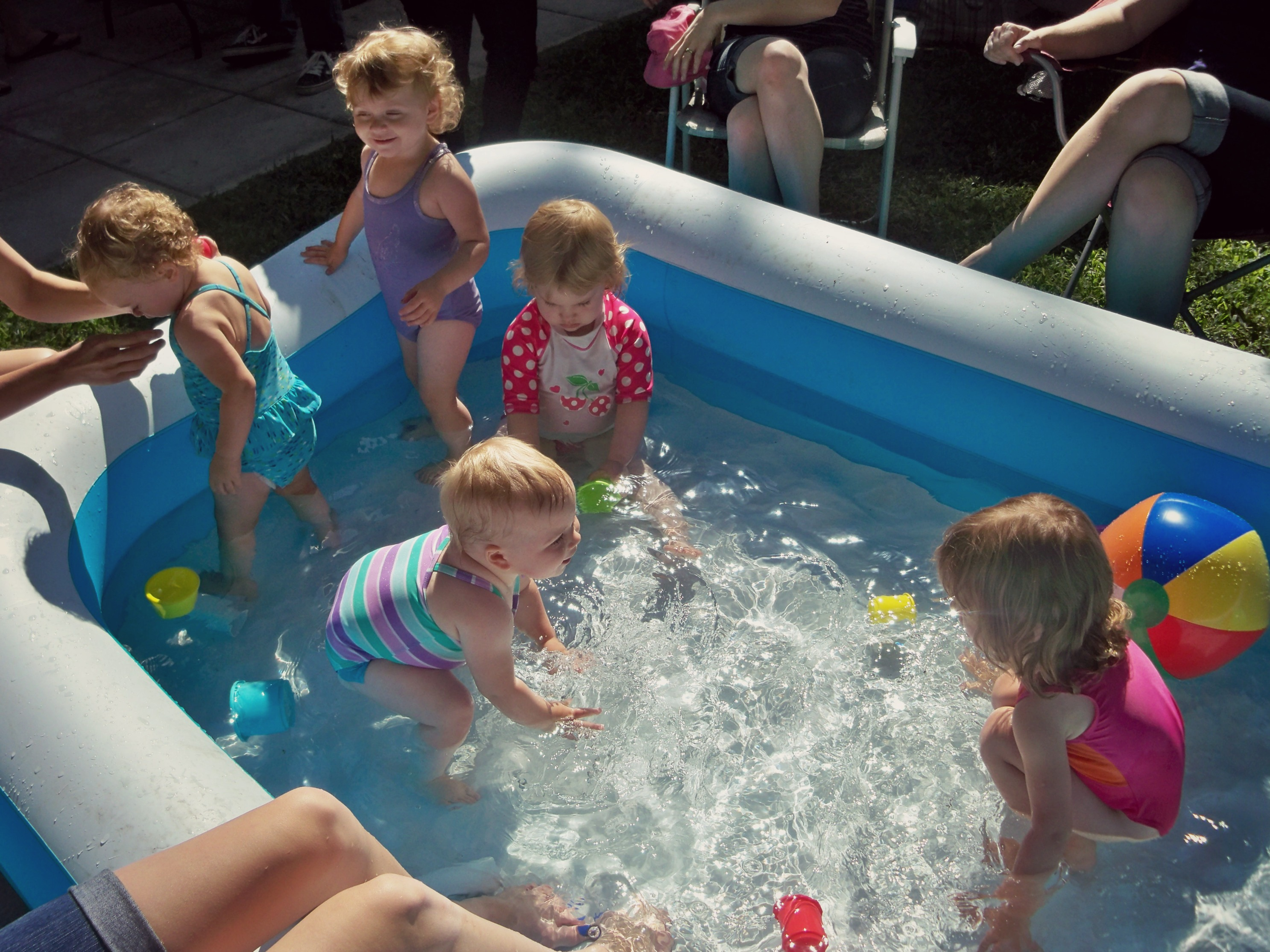 my pool party