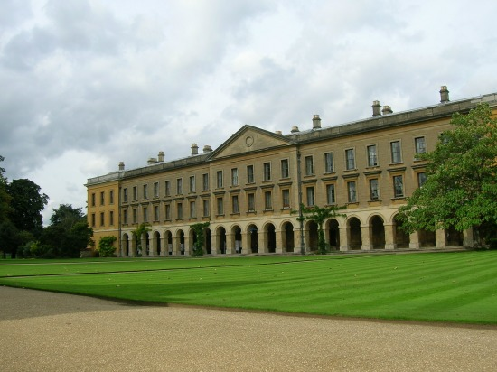 New Building, Magdalen College