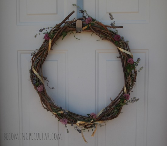 Summer Solstice Wreath