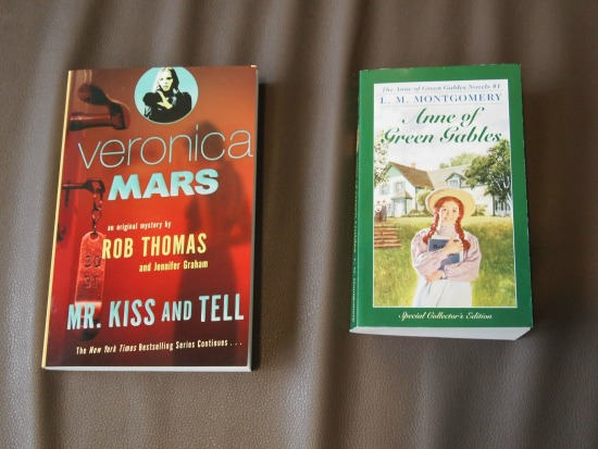 Veronica Mars and Anne of Green Gables