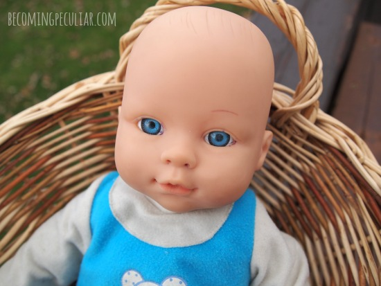 How to Remove Ink Stains from a Doll