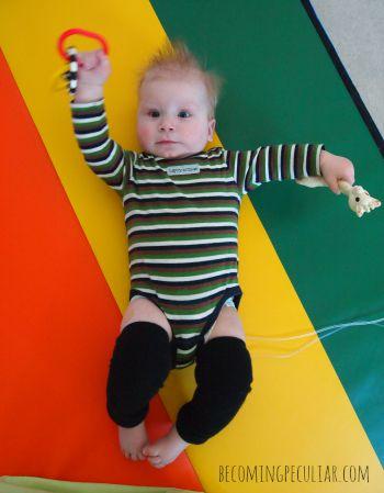 Felix 8 months