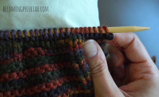 The best materials for your first knitting project