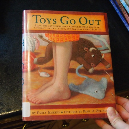 Toys Go Out: perfect read-aloud chapter book for a preschooler