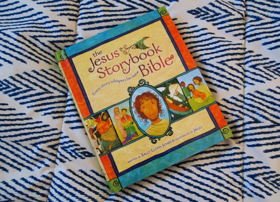 Jesus Storybook Bible - review