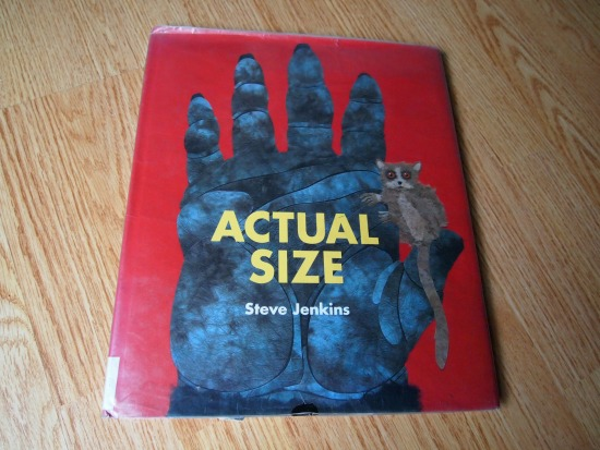actual size - review