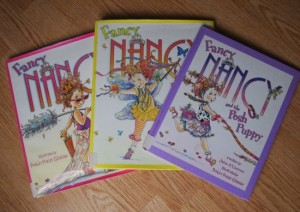 fancy nancy: a review
