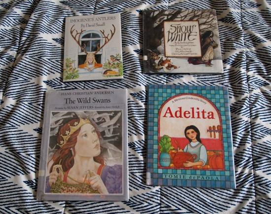 children's books - april