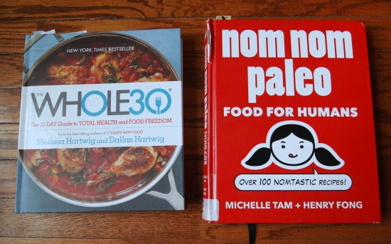 whole 30 cookbooks
