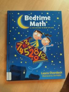 Bedtime Math - Laura Overdeck
