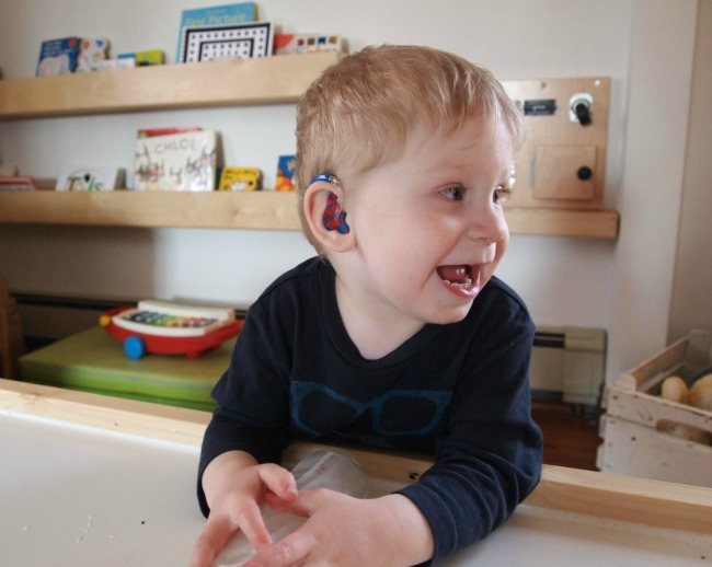 toddler hearing aids