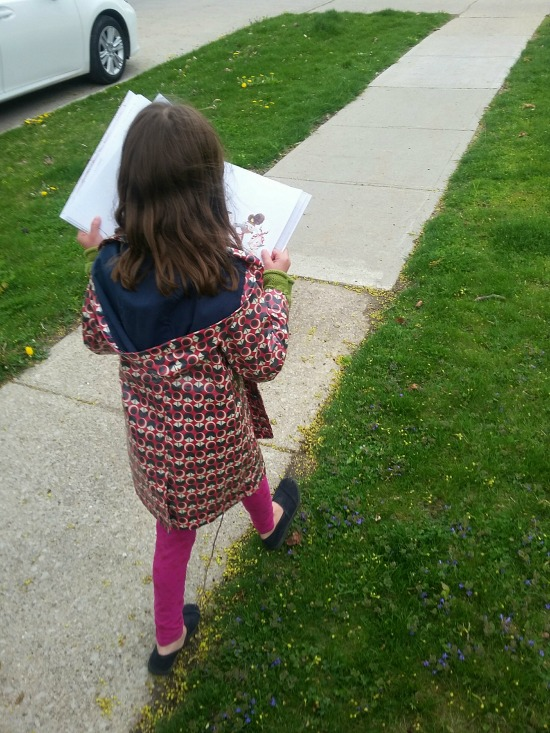 our first year of unschooling