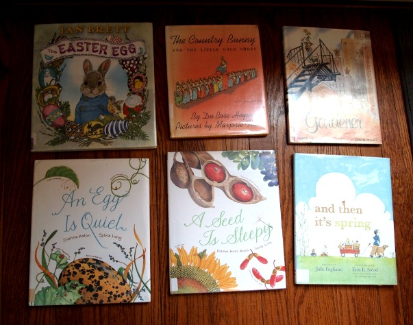 spring books 1