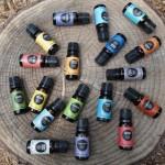 Eden's Garden essential oils - synergy blends