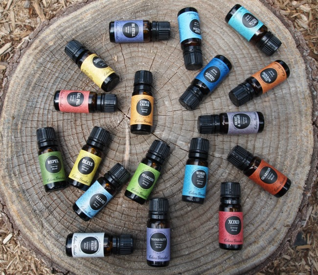 Eden's Garden essential oils - synergy blends