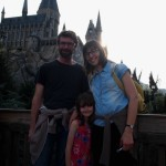 Harry Potter World family