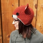 sly fox hat adult