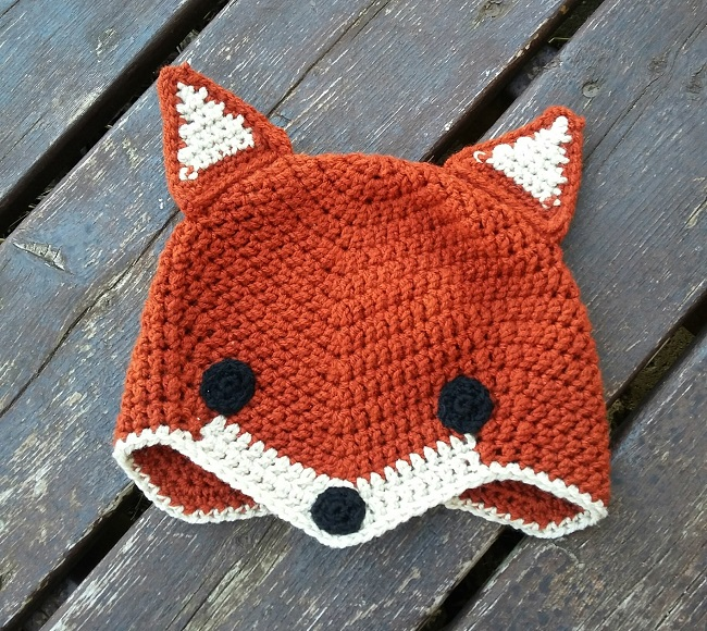 fox hat blog