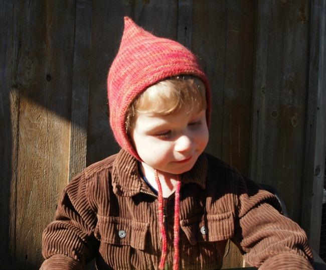 whimsy pixie bonnet