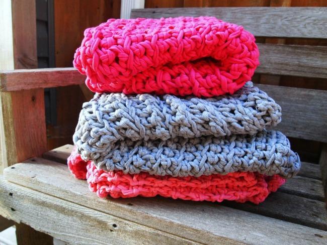 folded pile